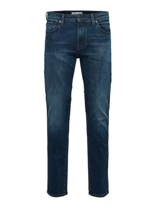 Selected Homme SLIM-LEON 3032 Jeans Blå