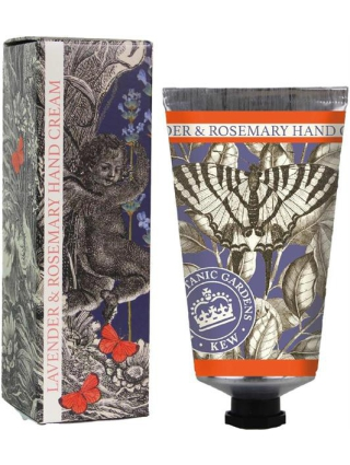 The House of Saponi Lavender & Rosemary Hand Cream