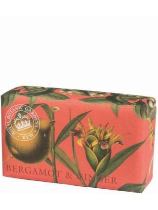 The House of Saponi Bergamot & Ginger Luxury Shea Butter Soap