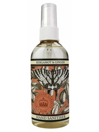 The House of Saponi Hand Sanitiser Bergamot & Ginger 100 ml