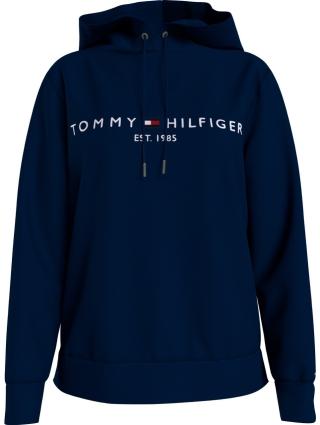 Tommy Hilfiger REGULAR HILFIGER HOOD TRÖJA MARIN