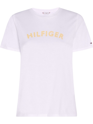 Tommy Hilfiger REGULAR C-NK T-SHIRT VIT