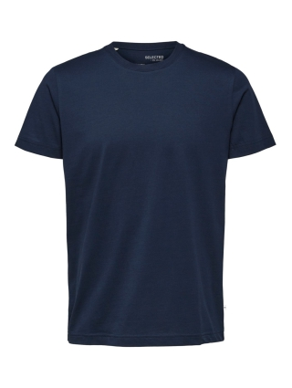 Selected Homme NORMAN180 T-SHIRT  NOOS MARIN