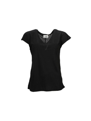 Isay Nugga V-Hals T-Shirt Svart