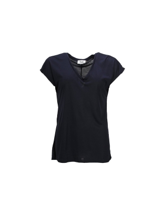 Isay Nugga V-neck Tshirt Blå