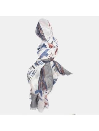 7EAST Amiens Sjal Blå