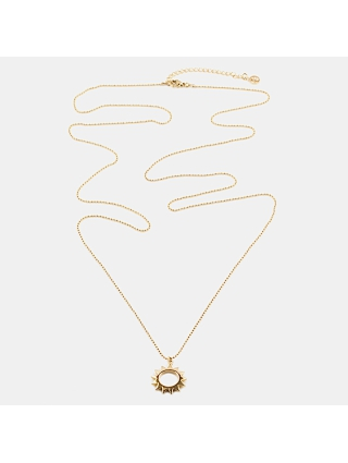 7EAST Yang Halsband 90cm Gold
