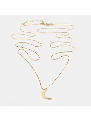 7EAST Yin Halsband 90cm Guld