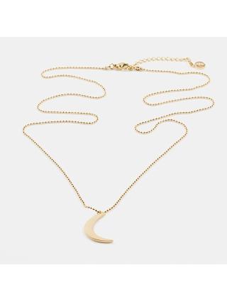 7EAST Yin Halsband 60cm Guld