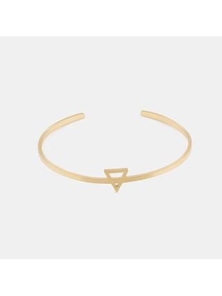 7EAST Earth Element Armband Guld