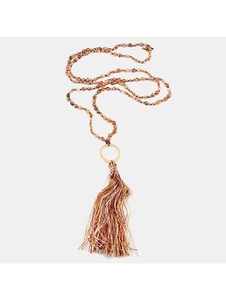 7EAST Prakriti Halsband Orange