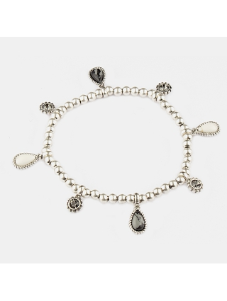 7EAST Rococo Armband Silver