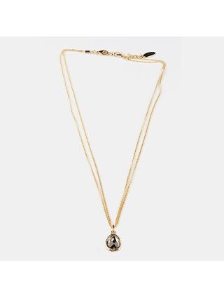 7EAST Shiny Halsband Guld