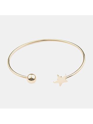 7EAST Star Armband Guld