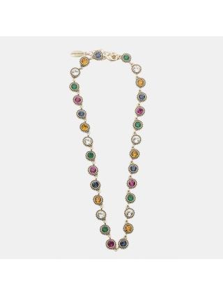 7EAST Gala Halsband 42cm Guld