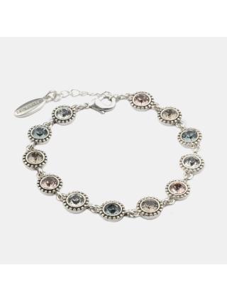 7EAST Gala Armband Silver
