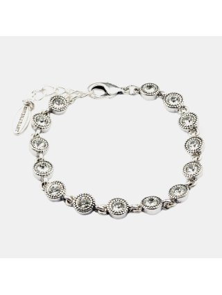 7EAST Glam Armband Silver