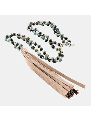 7EAST Yama Halsband Grön