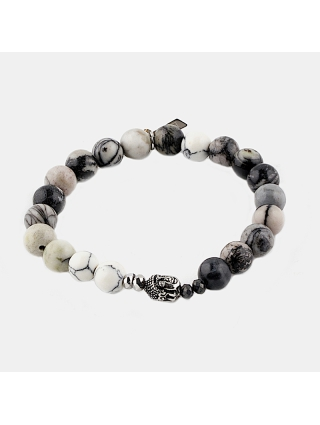 7EAST Buddha Armband Mix